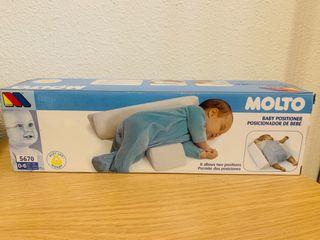 Cojín Antivuelco para Bebés de Molto