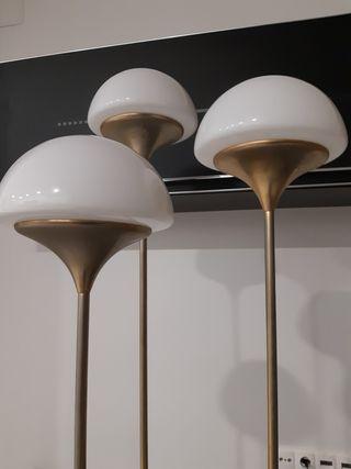 Gran lámpara Vintage.