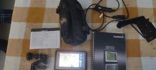 GPS aviación Garmin Aera 500
