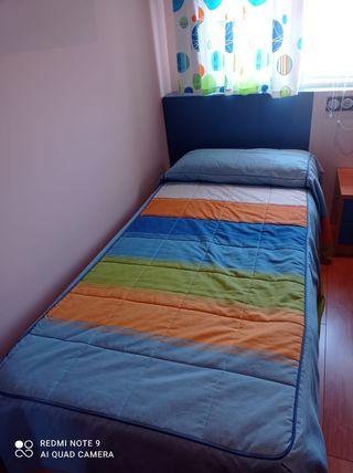 Dormitorio juvenil: