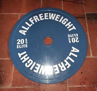Pesas, Mancuernas 20kg