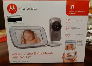 Vigilabebés wifi visión nocturna tablet Motorola
