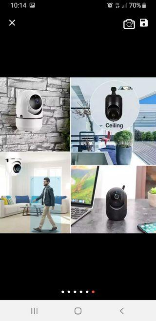 Cámara de vigilancia IP 1080P 2MP con Wifi