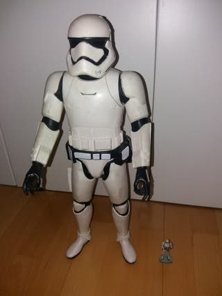 Figura Stormtrooper Star Wars 46cm original