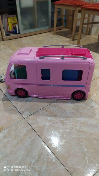 caravana barbie
