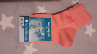 calcetines punto blanco t00