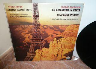 Ferde Grofe/ George Gershwin Grand Canyon Suite