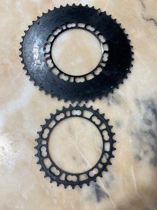Platos Rotor Oval qrings