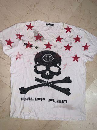 Camiseta Philipp Plein hombre