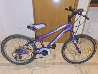 Bicicletas niño y niña