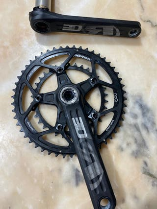 Bielas rotor, pedalier y platos