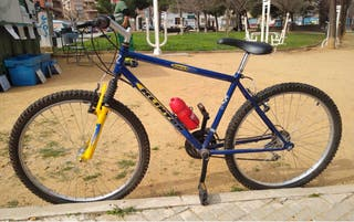 Bicicleta en buen estado