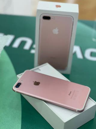 iPhone 7 Plus 128gb rosa