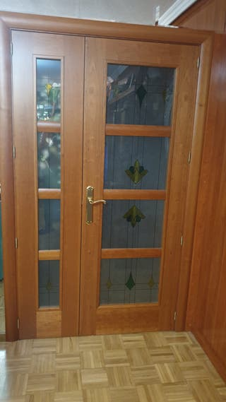 Puertas de madera de interior