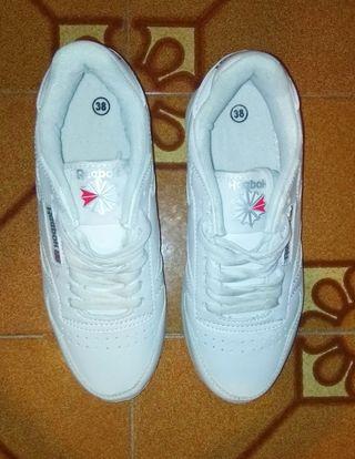 Zapatillas blancas Reebok