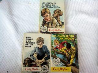 Libros * El club de los cinco*