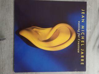 Disco vinilo Jean Michel Jarre