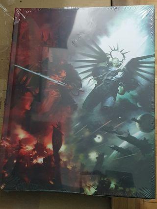 warhammer 40000 libro reglas español