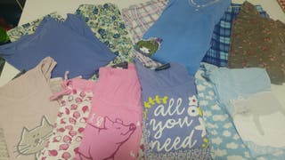 Lote de pijamas de mujer