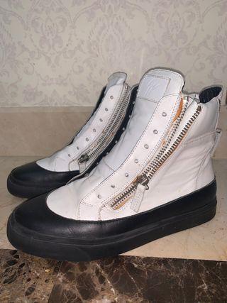 Zapatillas altas Guiseppe Zanotti hombre