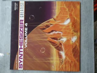 Disco vinilo Synthesizer