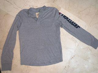 Camiseta Hollister hombre