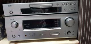 sistema de sonido 5.1 Denon +Bose
