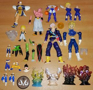 Dragon Ball figuras y piezas