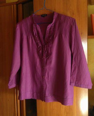 Camisa mujer talla 54