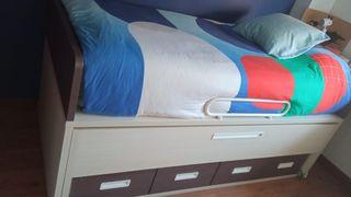 mueble cama nido