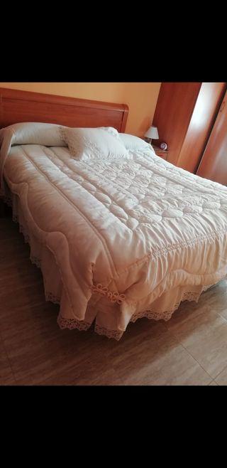 Colcha para cama 1,50