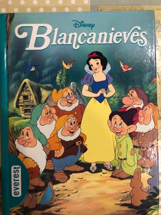Blanca Nieves Editorial Everest