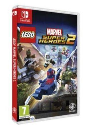 Lego Marvel super héroes 2