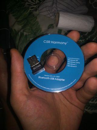 USB Bluetooth Adaptador PC/Portátil