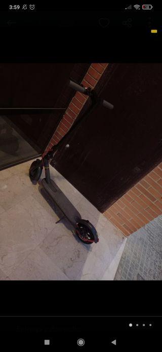 patinete eléctrico e-town