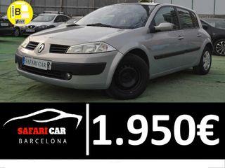 Renault Megane 1.6 113cv