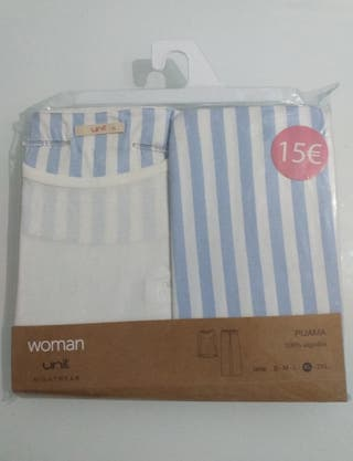 pijamas de mujer talla XL.