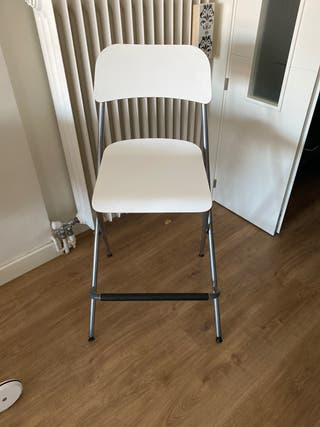 Taburete alto plegable FRANKLIN Ikea
