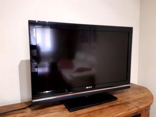 Televisión Sony Bravia de 37 pulgadas