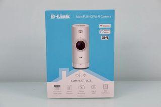 Camara de seguridad HD wifi d-link
