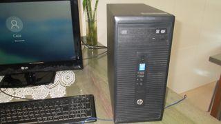 Ordenador HP 280 G1 MT INTEL CORE I3-4160