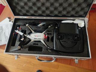 dron hubsan 502