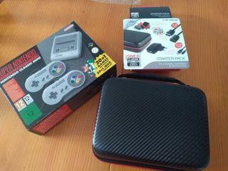 Super Nintendo Classic Mini.