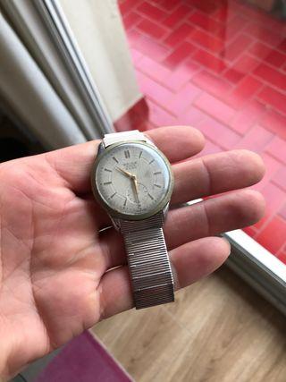 Reloj mecánico vintage