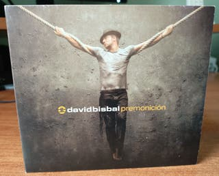 DAVID BISBAL - Premonición. Cd+Dvd