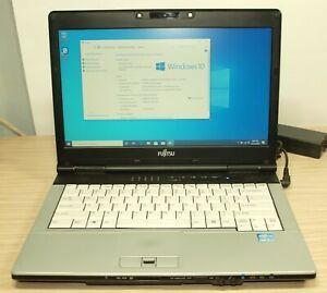 Fujitsu lifebook s751 i5 2520 windows 10 professio