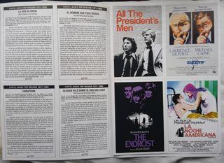 """Lote Cartel-Manía/Revista """"Acción"""""""