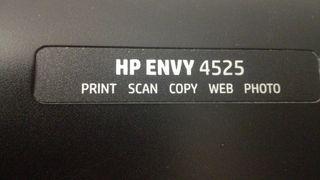 Impresora HP ENVY 4525