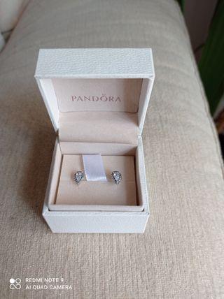 Preciosos pendientes Lágrima Pandora