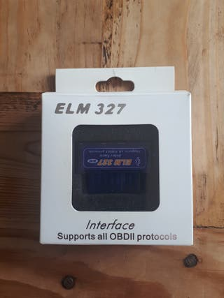Lector OBD2 bluetooth ELM327